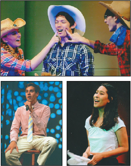 Spring concerts showcase costumes, choreography in the year's last shows