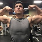 Sophomore aspires to turn bodybuilding passion into profession
