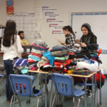MSA champions clothing drive for Syria