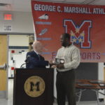 McElveen honors General and Wong at fall banquet
