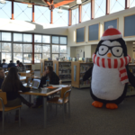 Library welcomes new staff member