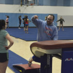 Gymnastics hires Borello as new assistant